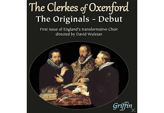 The Clerkes Of Oxenford - The Clerkes of Oxenford-Die Debut-CD - (CD)