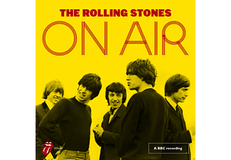 The Rolling Stones - On Air-DLX CD