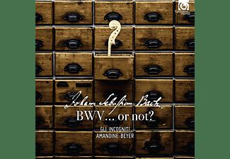 Gli Incogniti, Beyer Amandine - BWV...Or Not?  - (CD)