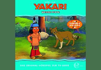 Yakari - Yakari 31: Weiße Pfote  - (CD)