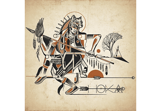 Nahko And Medicine For The People - Hoka (Limited Translucent Orange Crush Edition) - (LP + Download)