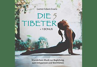 Gomer Edwin Evans - Die 5 Tibeter+1 Bonus  - (CD)