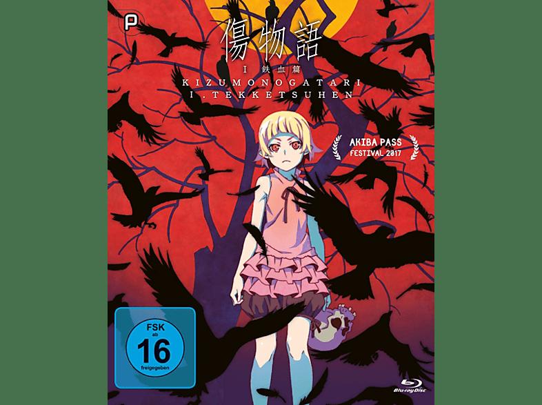 Kizumonogatari I - Blut und Eisen [Blu-ray]