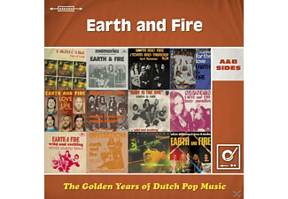 Earth & Fire - The Golden Years Of Dutch Pop Music: A&B Sides - (Vinyl)