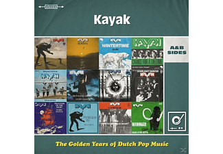 Kayak - The Golden Years Of Dutch Pop Music: A&B Sides - (Vinyl)