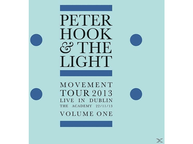 Peter & The Light Hook - Power Corruption And Lies-Live In Dublin Vol.1 [Vinyl]