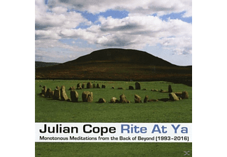 Julian Cope - Rite At Ya - (CD)