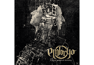 Embryo - A step beyond divinity  - (CD)