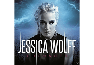 Jessica Wolff - Grounded - (CD)