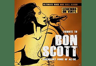 Diverse - Tribute To Bon Scott-Legendary Voice Of Ac/Dc  - (Vinyl)