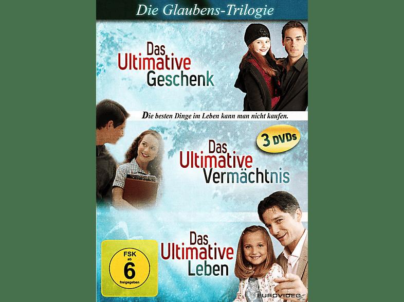 Das Ultimative Geschenk,Das Ultimative Leben,Das Ultimative Vermächtnis [DVD]