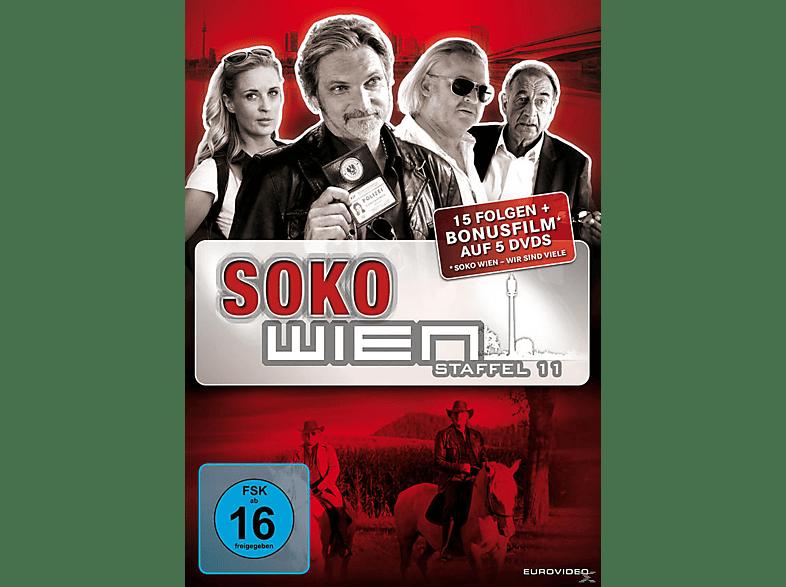 Soko Wien Staffel 11 [DVD]
