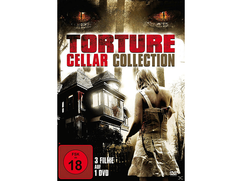 Torture Cellar Collection [DVD]
