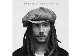 JP Cooper - Raised under Grey Skies CD