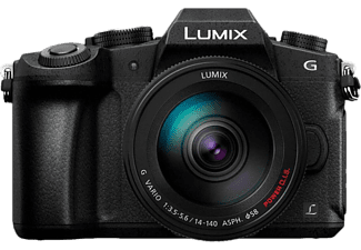 PANASONIC Lumix DMC-G80H + 14-140 mm Kit (G80HEG-K)
