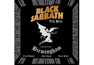 Black Sabbath - The End (Live In Birminham,2CD Audio) - (CD)