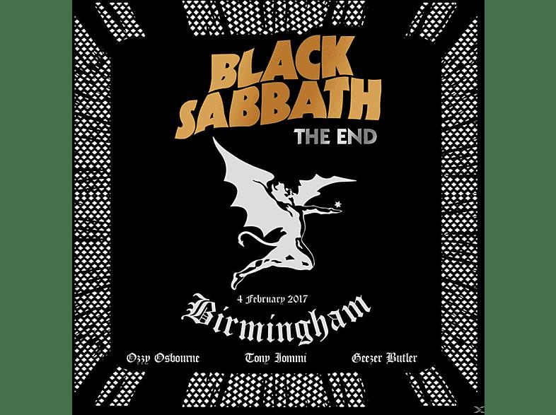 Black Sabbath - The End (Live In Birminham,2CD Audio) [CD]