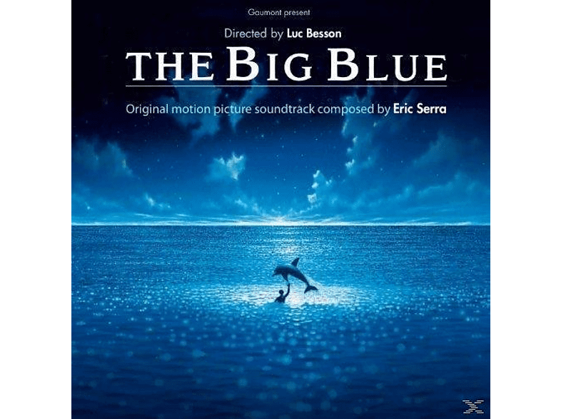 Eric Serra - The Big Blue-Im Rausch der Tiefe [Vinyl]