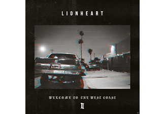 Lionheart - Welcome To The West Coast (Ltd.White Vinyl) - (Vinyl)