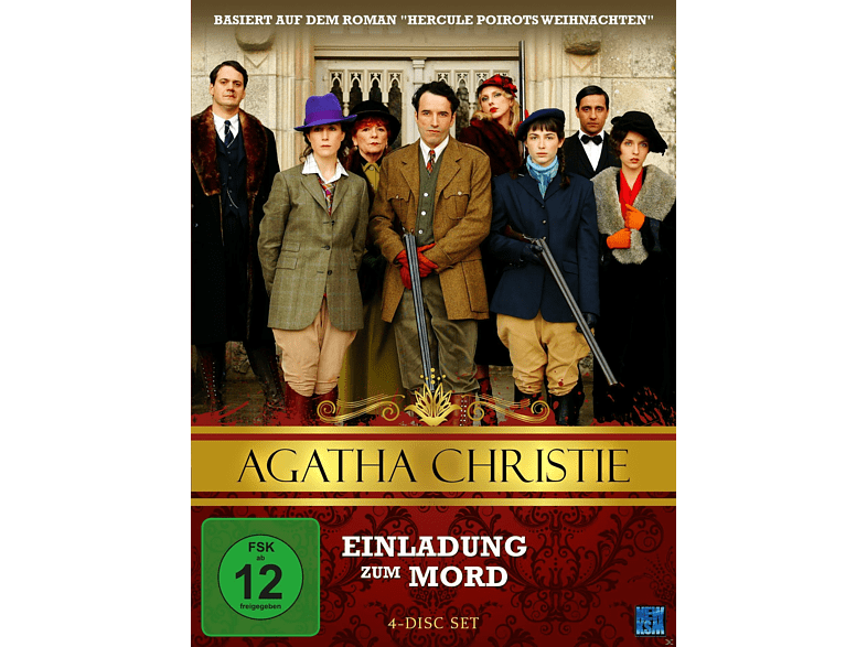 Agatha Christie - Einladung zum Mord [DVD]
