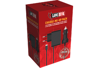 GAMEDEVIL Nintendo Switch Charge Me Up Pack