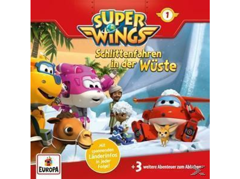 Super Wings (1) - (CD)