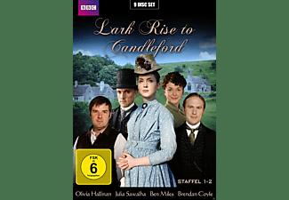Lark Rise to Candleford - Staffel 1+2 DVD