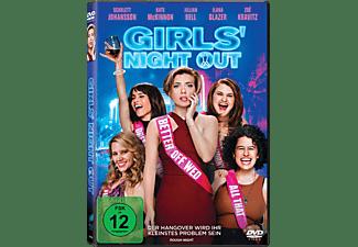 Girls´ Night Out (pinke Amaray) DVD