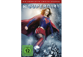Supergirl - Staffel 2 [DVD]