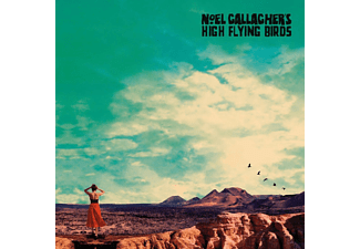 Noel Gallagher's High Flying Birds - Who Built The Moon?  - (CD)
