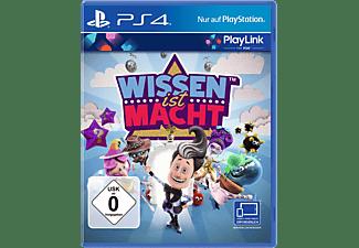 PlayLink: Wissen ist Macht - [PlayStation 4]