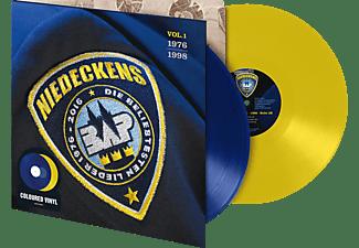 Niedeckens Bap - Die Beliebtesten Lieder Vol. 1 (Gelb / Blau)  - (Vinyl)
