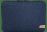 HAMA Jersey Notebookhülle, Sleeve, 15.6 Zoll, Blau