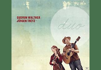 Walther,Gudrun & Treyz,Jürgen - Duo  - (CD)