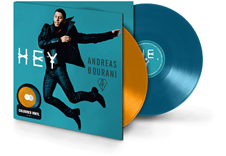 Andreas Bourani - Hey  - (Vinyl)