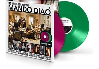 MANDO DIAO - MTV Unplugged - Above And Beyond (Violette Vinyl)  - (Vinyl)