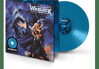 Warlock - Triumph And Agony (Blau Transp. Vinyl)  - (Vinyl)