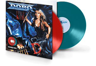 DORO - FORCE MAJEURE (ROT TRANSP.)  - (Vinyl)