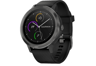 GARMIN Activity tracker Vívoactive 3 Zwart/Slate
