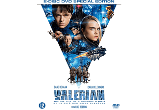 Valerian and the City of a Thousand Planets - DVD
