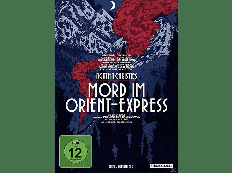 Mord im Orient Express/Digital Remastered [DVD]