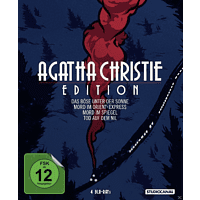 Agatha Christie Edition Blu-ray