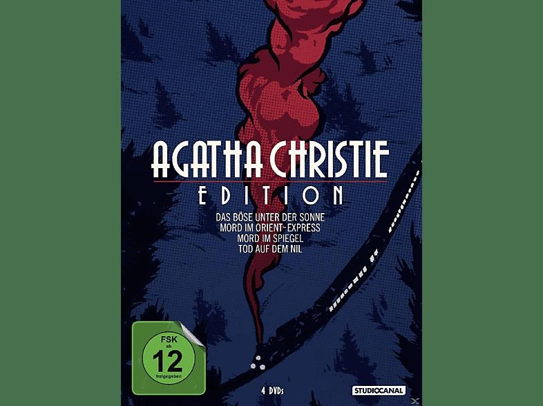 Agatha Christie Edition [DVD]