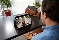 HP Spectre x360 13-ae030ng, Convertible mit 13.3 Zoll Display, Core™ i5 Prozessor, 8 GB RAM, 512 GB SSD, UHD Grafik 620, Silber