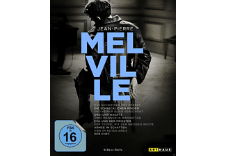 Jean-Pierre Melville / 100th Anniversary Edition - (Blu-ray)