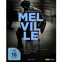 Jean-Pierre Melville / 100th Anniversary Edition [Blu-ray]