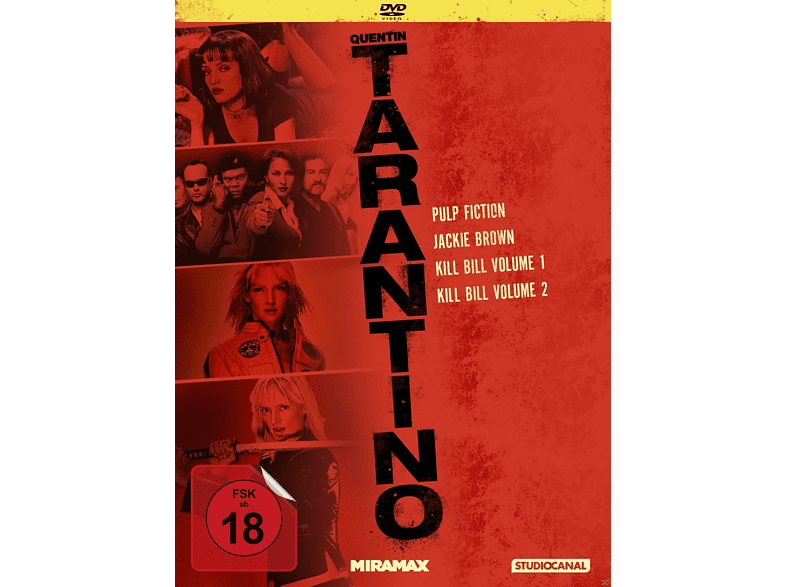 Tarantino Collection [DVD]