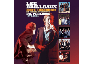 Lee Brilleaux, Dr. Feelgood - Lee Brilleaux-Rock 'N' Roll Gentleman(Eleven recor  - (Vinyl)