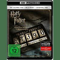 Harry Potter und der Gefangene von Askaban [4K Ultra HD Blu-ray + Blu-ray]