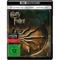 Harry Potter und die Kammer des Schreckens [4K Ultra HD Blu-ray + Blu-ray]